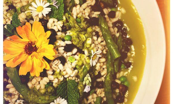 La primavera nel piatto