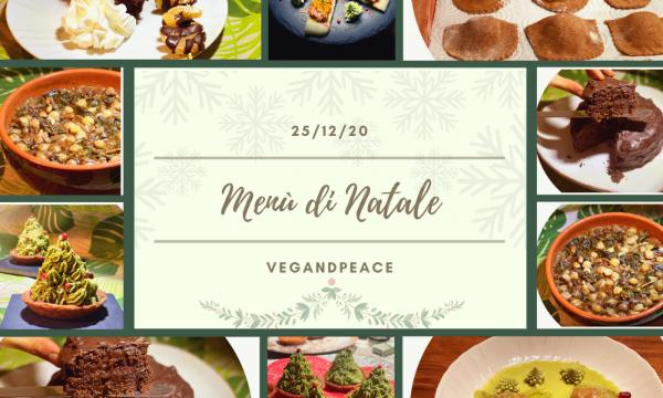 Menù di Natale 2020 (Vegano)