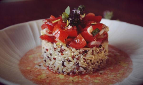 Riso e quinoa alla Catalana